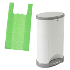 Disposable Bags & Nappy Bins