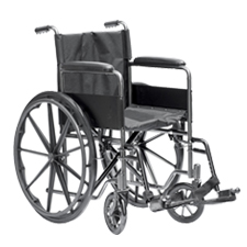 Self-Propelled Wheelchairs