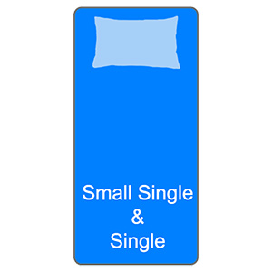 Small Single & Single Mattress Protectors