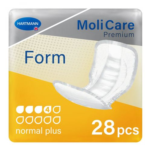 MoliCare Premium Form Normal Plus (1417ml) 28 Pack - mobile