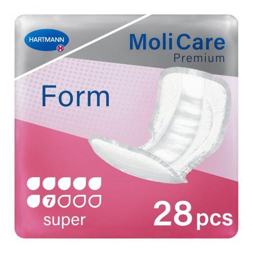 MoliCare Premium Form Super (2450ml) 28 Pack - mobile