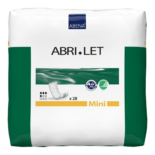 Abena Abri-Let Mini (500ml) 28 Pack