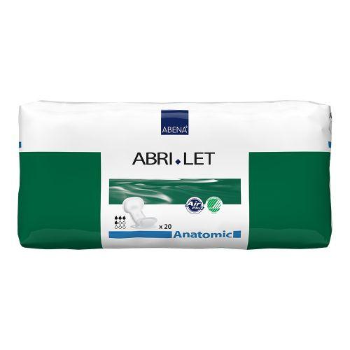 Abena Abri-Let Anatomic (500ml) 20 Pack