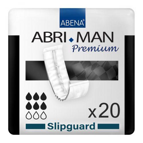 Abena Abri-Man Slipguard (900ml) 20 Pack - mobile