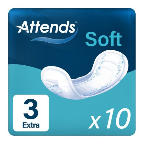 Attends Soft 3 Extra (450ml) 10 Pack - mobile