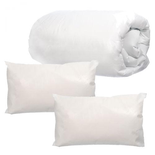 Vivactive Waterproof Pillow & King Size Duvet Set - 10.5 Tog