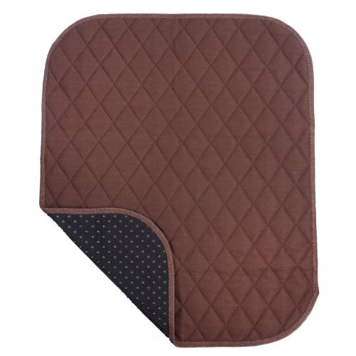 Vivactive Anti-Slip Chair Pad 60x50cm (2500ml) Brown