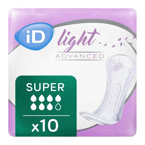 iD Light Advanced Super (800ml) 10 Pack - mobile