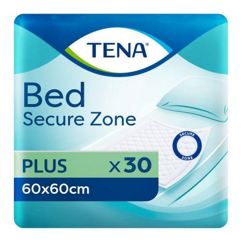 TENA Bed Plus 60x60cm (1250ml) 30 Pack