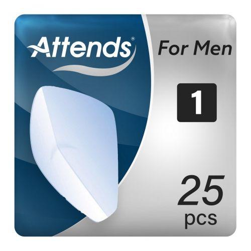 Attends For Men 1 (100ml) 25 Pack - mobile