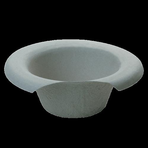 Caretex Disposable Pulp Commode Pan