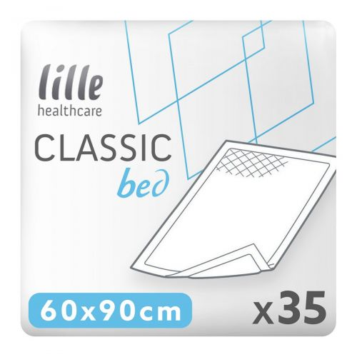 Lille Healthcare Classic Bed Extra 60x90cm (1430ml) 35 Pack - mobile