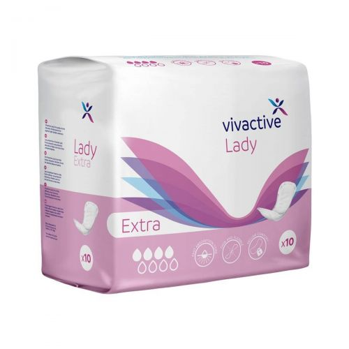 Vivactive Lady Extra (500ml) 10 Pack